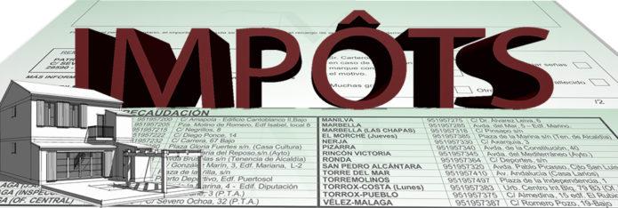Impots Immobilier Espagne