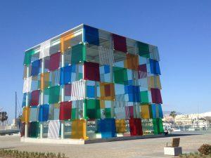 Nouveau centre Pompidou à Malaga